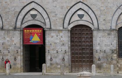 Bauhausmaschine Palazzo del Popolo
